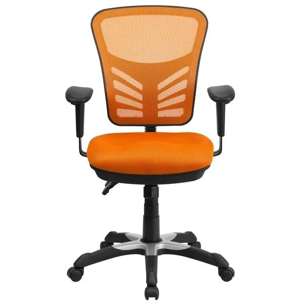 Billups ergonomic mesh arm chair